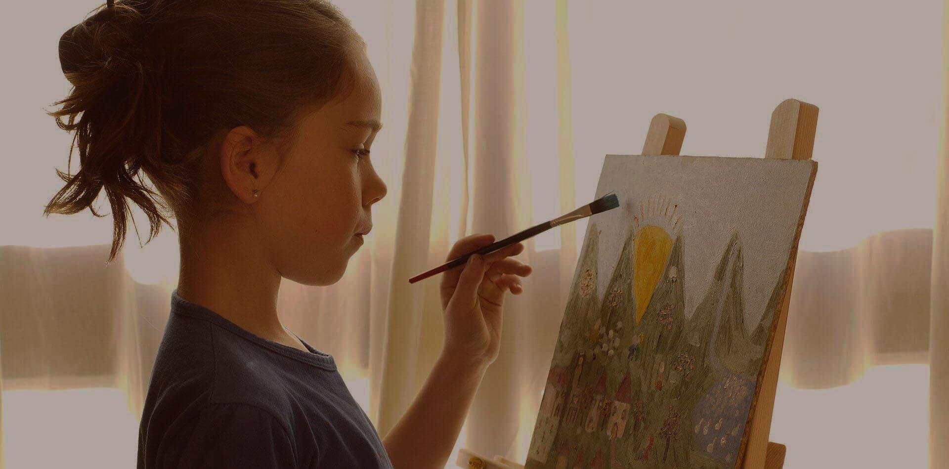 изобразительное искусство в остафьево